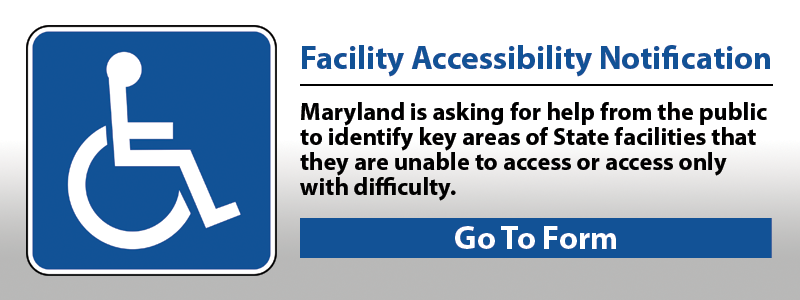 Facility Accessibility Notification