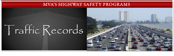 Maryland's Traffic Records Program